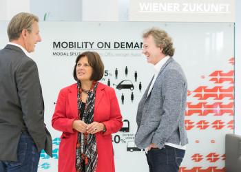 Renate Anderl bei Wien Energie © Anna Stöcher