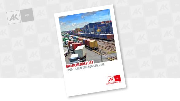Container auf Eisenbahnwagons © Coverfoto © Industrieblick - stock.adobe.com, AK Wien