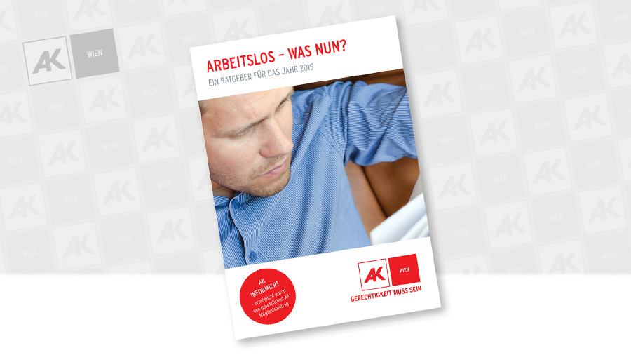 Cover der Broschüre © silent_47 - Fotolia.com, AK Wien