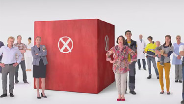 Standbild vom AK Wahlwerbespot © AK Wien, TBWA