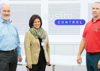 Besuch bei Austro Control © Sebastian Philipp