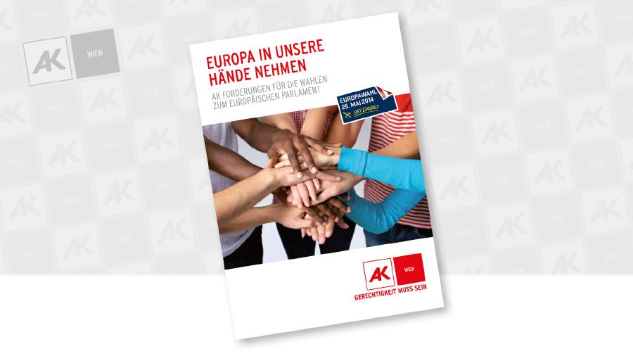 Cover der Broschüre © chagin - stock.adobe.com, AK Wien