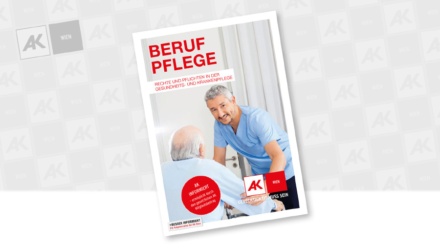 Cover der Broschüre © Tyler Olson - stock.adobe.com, AK Wien