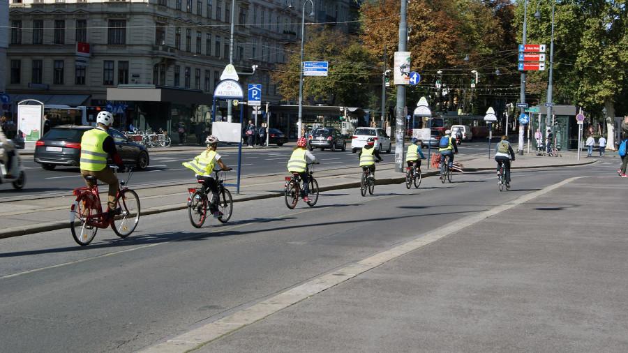 Schulterblick - die Radfahrschule © Schulterblick - die Radfahrschule