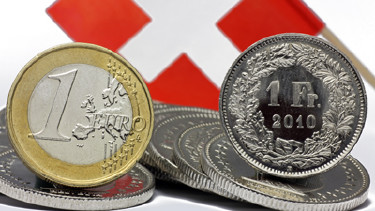 Fremdwährung - Die Schweizer Franke © Schlierner, Fotolia