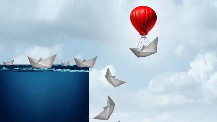 Papierschiffchen © freshidea - stock.adobe.com