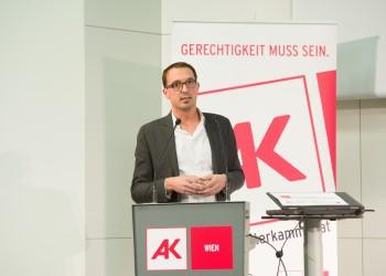 Die Galerie zeigt Schnappschüsse und Porträts des 6. Alfred-Dallinger-Symposiums © AK Wien