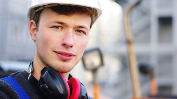 Bauarbeiter © Wellnhofer Designs, stock.adobe.com