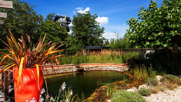 Die Garten Tulln © Helmut Kail