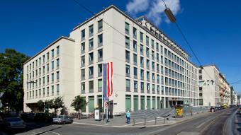 Ak Wien Arbeiterkammer Wien