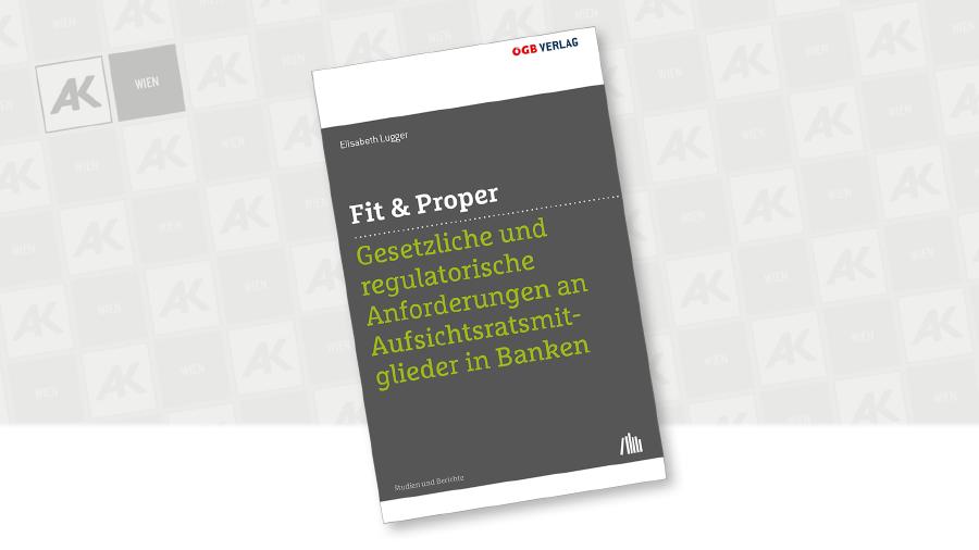 """Buch """"Fit&Proper"""" © AK Wien"""