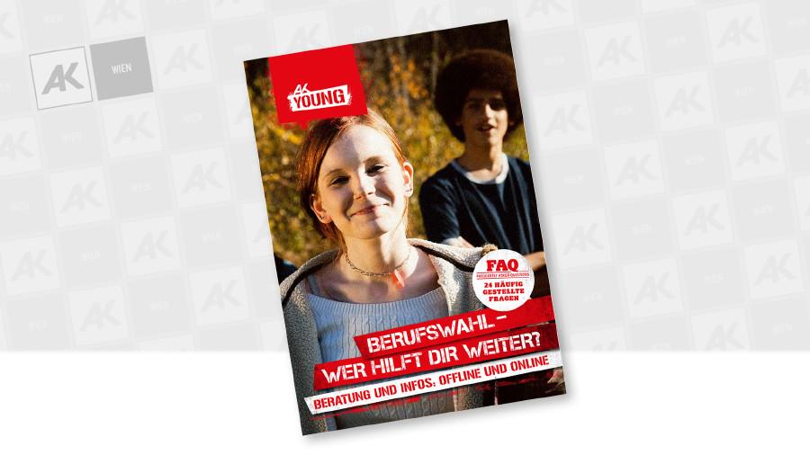 Cover der Broschüre © AK Wien, Christy Thompson - stock.adobe.com