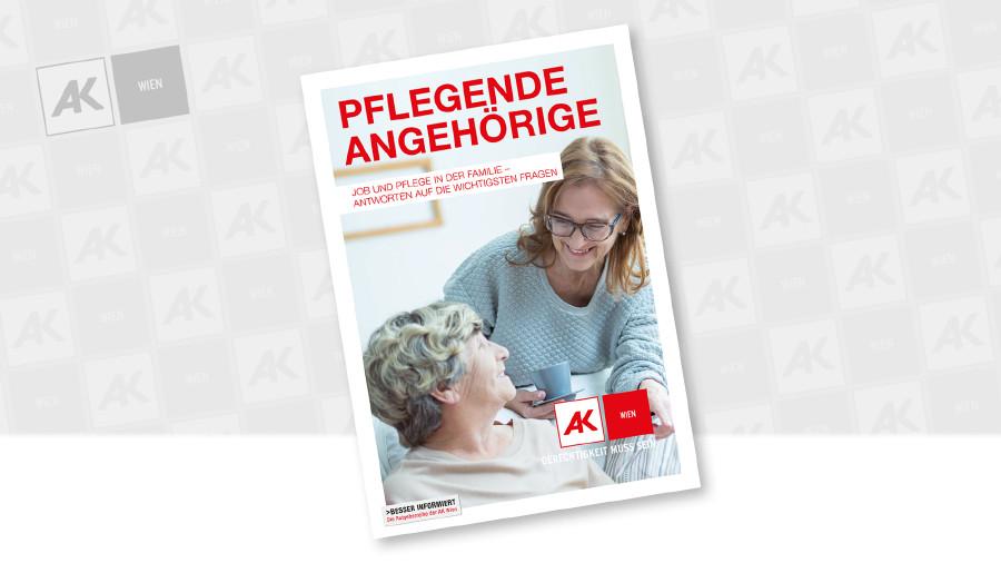 Cover der Broschüre © AK Wien, Photographee.eu - stock.adobe.com