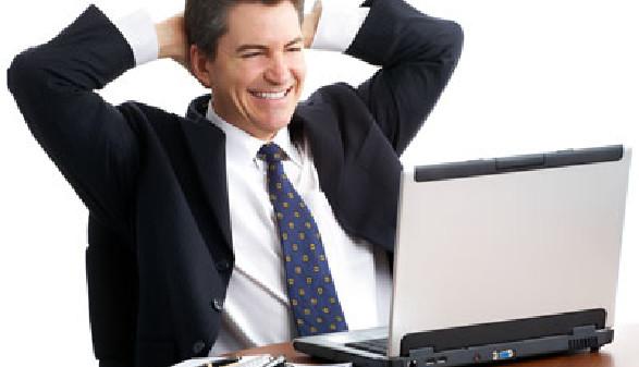 Aktionär freut sich über seine Rendite © Kurhan, Fotolia.com