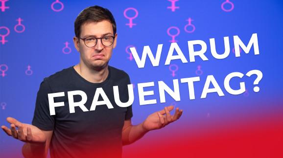 Warum Frauentag? © AK Wien, AK Wien