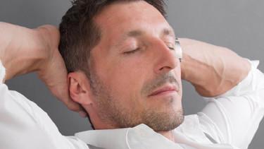 Mann, Pause, Entspannung © Jeanette Dietl, Fotolia.com