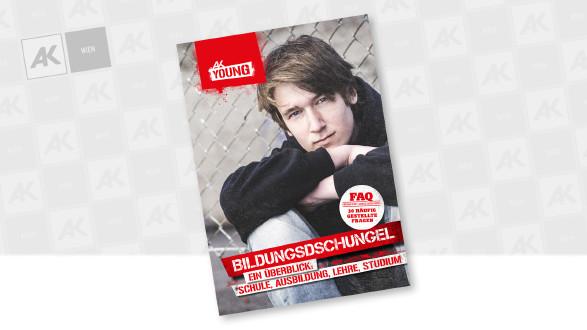 Cover der Broschüre © pololia - stock.adobe.com, AK Wien