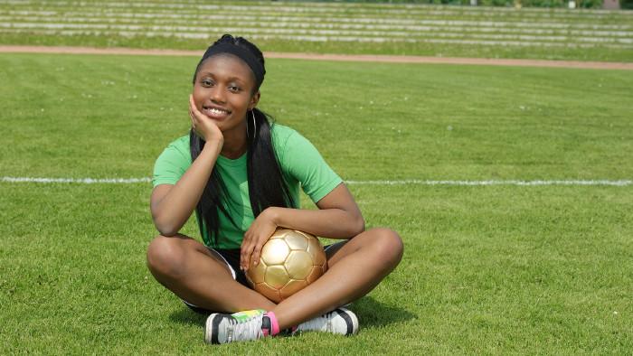 Fußballspielerin © Volker Witt, stock.adobe.com