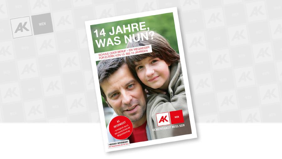 Cover der Broschüre © Hugo – Fotolia.com, AK Wien