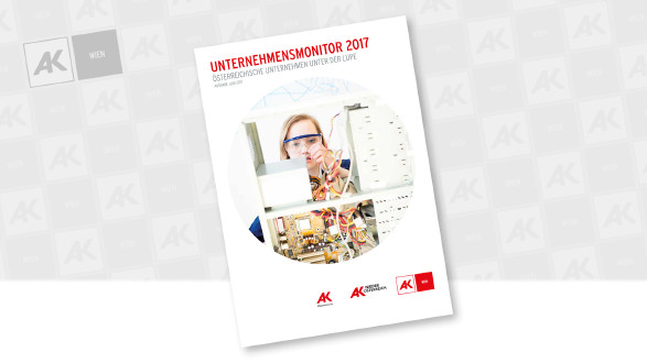 AK Unternehmensmonitor © AK Wien