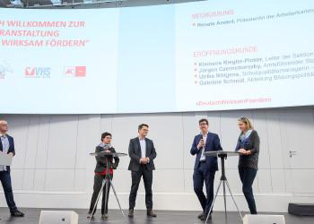 Deutsch wirksam fördern © AK Wien