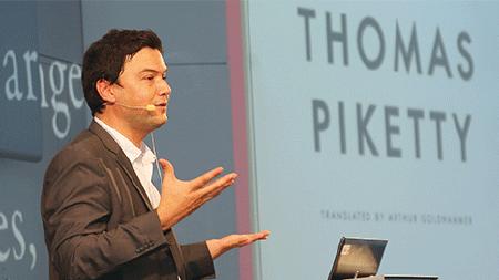 Portrait Pikettys Thesen kurz und bündig erklärt © Günther Peroutka, AK Wien