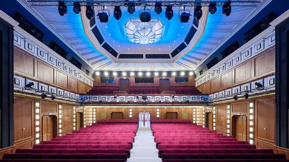 Bühne im Theater Akzent © Akzent