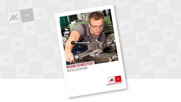 Metallarbeiter © Coverfoto © Rido - stock.adobe.com, AK Wien