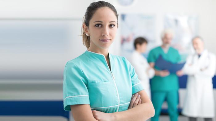 Krankenschwester © stokkete , stock.adobe.com