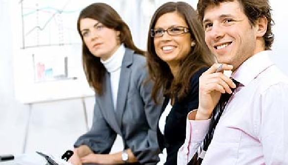 Teilnehmer eines Seminars © nyul, Fotolia.com