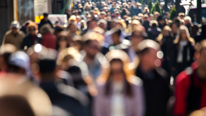 Menschenmenge © blvdone, fotolia