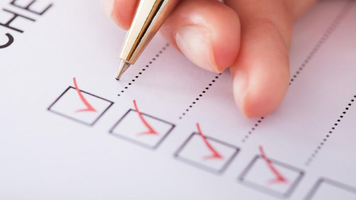 Checkliste © Andrey Popov - stock.adobe.com