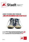 Cover der Zeitschrift © AK Wien, AK Wien