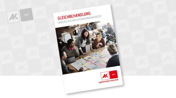 Cover der Broschüre © Gina Sanders - Fotolia.com, AK Wien