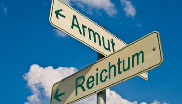 Verteilung, Armut, Reichtum © mapoli-photo, Fotolia.com