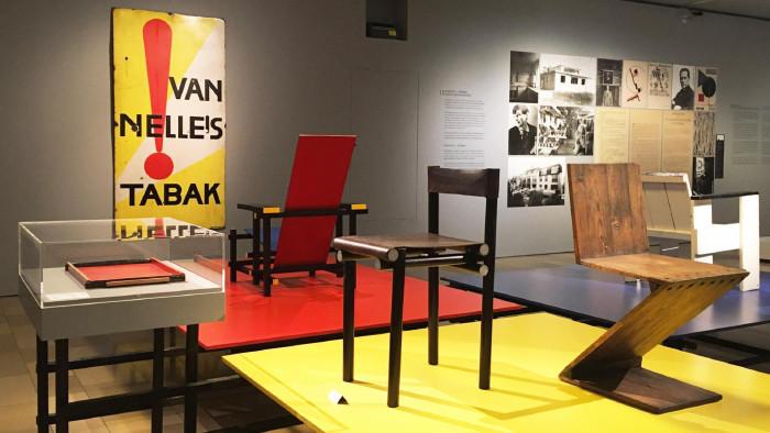 Ausstellung – Von Arts and Crafts zum Bauhaus © Katleen Arthen, SKB