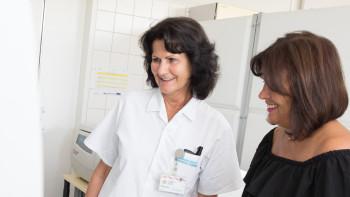 Zu Besuch im Hanusch-Krankenhaus © Sebastian Philipp