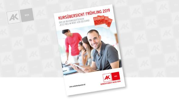 Cover der Broschüre © AK Wien, Goodluz - Fotolia.com
