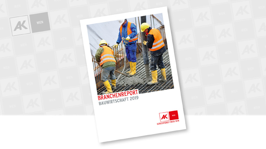 Bauarbeiter © Coverfoto © Cohelia - stock.adobe.com, AK Wien