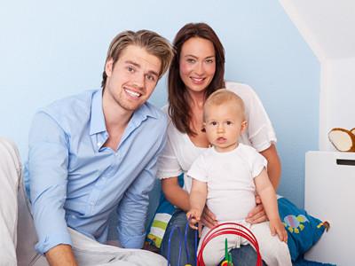 Glückliche Familie © drubig-photo, fotolia