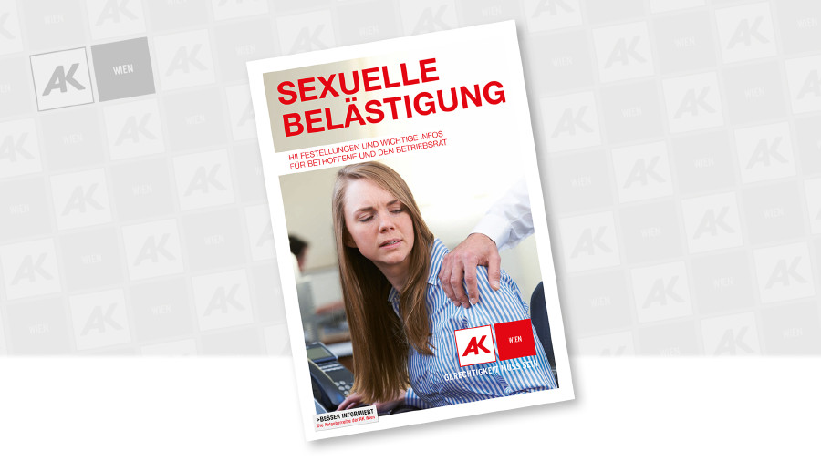 Cover der Broschüre © AK Wien, highwaystarz - stock.adobe.com