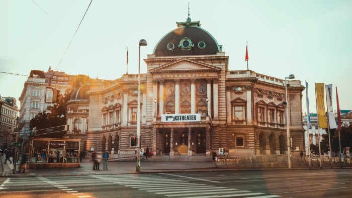 Volkstheater © Volkstheater Wien