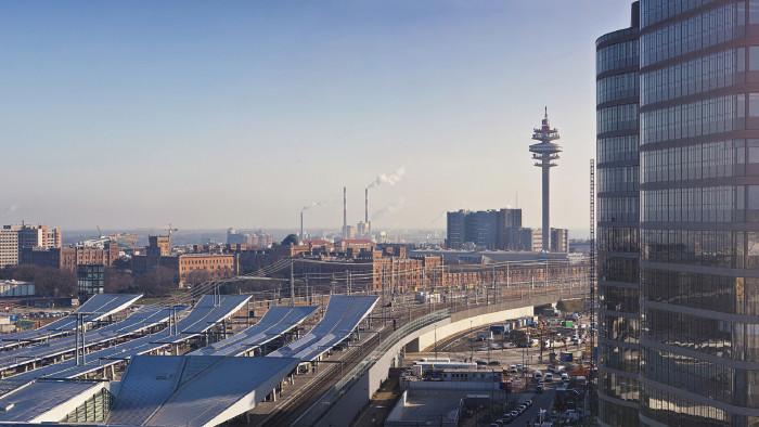 Hauptbahnhof © Creativemarc, stock.adobe.com