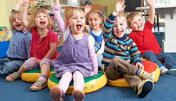 Kinder im Kindergarten © highwaystarz, Fotolia
