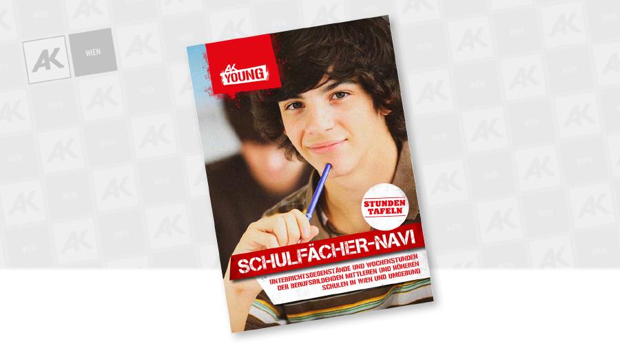 Cover der Broschüre © AK Wien, auremar - stock.adobe.com