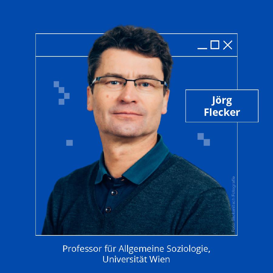 Jörg Flecker © AK Wien, Foto: Skokanitsch Fotografie