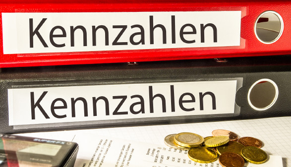 "Ringmappe mit Beschriftung ""Kennzahlen"" © andyller - stock.adobe.com"