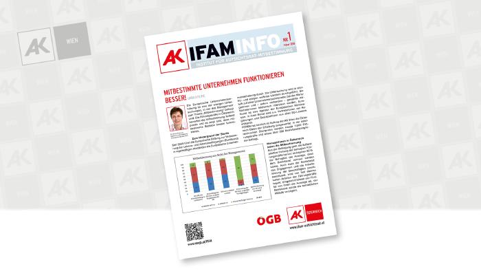 Ifam Info © AK Wien