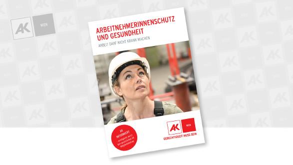 Cover der Broschüre © AK Wien, GettyImage