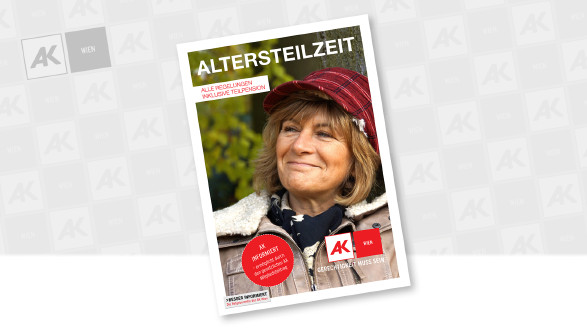 Cover der Broschüre © Matthias Stolt - stock.adobe.com, AK Wien